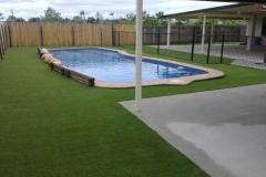 smallFake Pool Surround