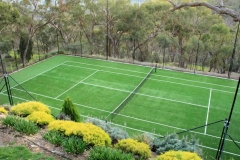 smallHome Tennis Court